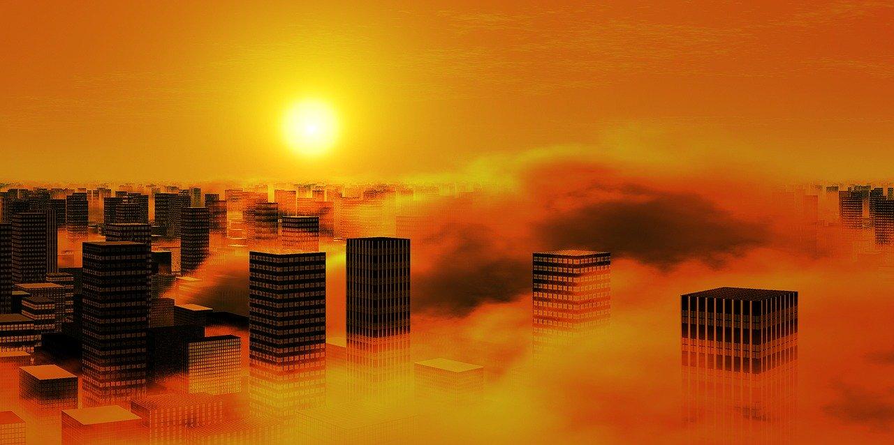 Studiu: Poluarea aerului facilitează infectarea cu noul coronavirus şi amplifică simptomele